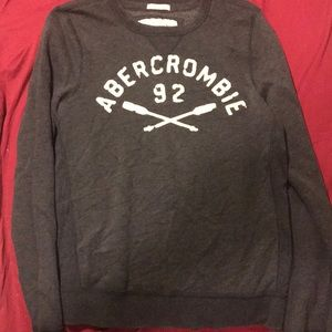 Abercrombie muscle long sleeve